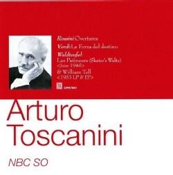 NBC Symphony Orchestra - Arturo Toscanini Conducts Rossini, Verdi & Waldteufel