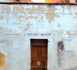 Federico Mompou - Mompou: Silent Music