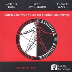 Various - British Chamber Music for Clarinet and Strings