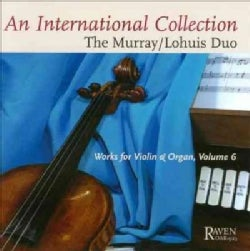 Various - An International Collection: Works for Violin & Organ, Vol. 6