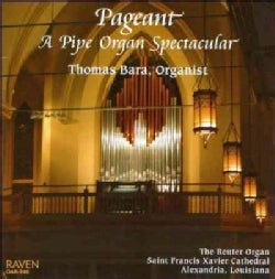 Thomas Bara - Howells/Brewer/Sowerby: Pageant