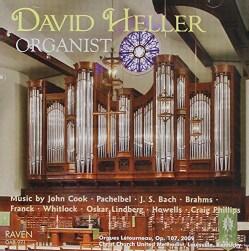 Various - David Heller, Organist