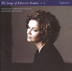 Angelika Kirchschlager - Brahms: The Complete Songs Vol. 1