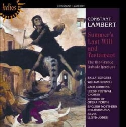 Chorus of Opera North - Lambert: Summer's Last Will & Testament, The Rio Grande, Aubade Heroique
