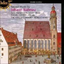 Johann Kuhnau - Kuhnau: Sacred Music