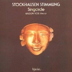 Singcircle Ensemble - Stockhausen:Stimmung