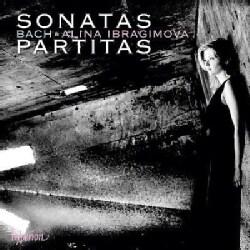 Alina Ibragimova - Bach: Sonatas & Partitas for Solo Violin