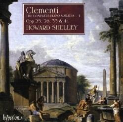 Howard Shelley - Clementi: Piano Sonatas Vol. 4