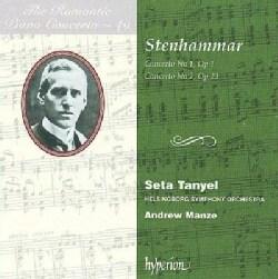 Helsingborg Symphony Orchestra - Stenhammar: Piano Concertos Nos. 1 & 2 Romantic Piano Concerto Vol. 49