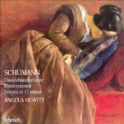 Angela Hewitt - Schumann: Davidsbundlertanze, Kinderszenen, Sonata No. 2
