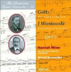 Michal Dworzynski - Goetz: The Romantic Piano Concerto Vol. 52