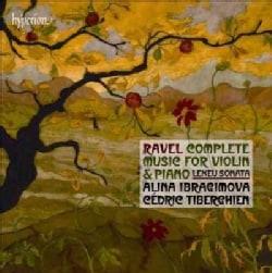 Cedric Tiberhien - Ravel: Violin Sonatas Nos. 1 & 2, Tzigane, Berceuse Dur Le Nom De Gabriel Faure/Lekeu: Violin Sonata