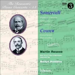 """BBC Scottish Symphony Orchestra - Somervell: Piano Concerto in A Minor """"Highland"""", Normandy/Cowen: Concertstuck"""