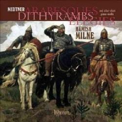 Nicolai Medtner - Medtner: Arabesques, Dithyrambs, Elegies