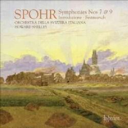 Orchestra Della Svizzera Italiana - Spohr: Symphonies Nos. 7 & 9