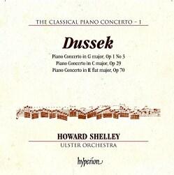 Jan Ladislav Dussek - Dussek: The Classical Piano Concerto Vol. 1