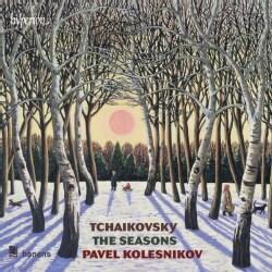 Pavel Kolesnikov - Tchaikovsky: The Seasons, Six morceaux