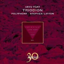 Polyphony - Part: Triodion