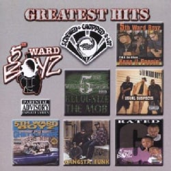 5th Ward Boyz - Greatest Hits (Screwed & Chopped) (Parental Advisory)