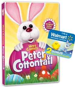 Here Comes Peter Cottontail (DVD)