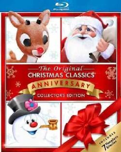 The Original Christmas Classics Gift Set (Blu-ray Disc)