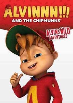 Alvinnn!!! And The Chipmunks: Alvin's Wild Adventures (DVD)