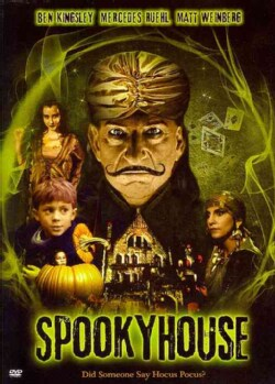 Spooky House (DVD)