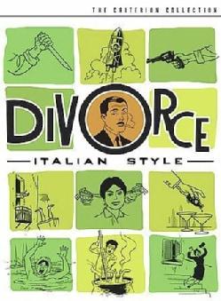 Divorce Italian Style (DVD)