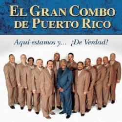 El Gran Combo De Puerto Rico - Aqui Estamos Y De Verdad