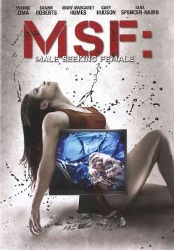 MSF: Male Seeking Female (DVD)