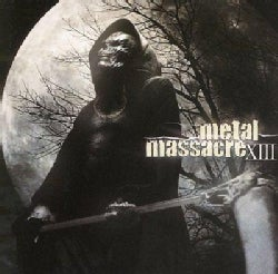 Various - Metal Massacre XIII