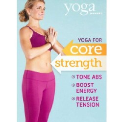 Yoga Journal: Yoga for Core Strength (DVD)