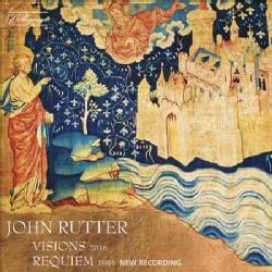 Cambridge Singers - Rutter: Visions & Requiem