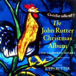Cambridge Singers - John Rutter Christmas Album