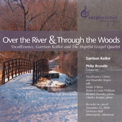 Garrison Keillor - Over The River & Through The Woods