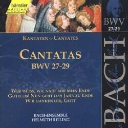 Various - Cantatas Bmv 27-29
