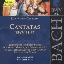 Various - Cantatas Bmv 54-57