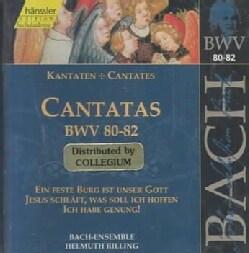 Various - Cantatas Bmv 80-82