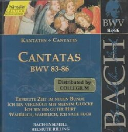Various - Cantatas Bmv 83-86