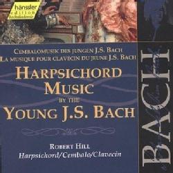 Robert Hill - Bach:Harpsichord Music