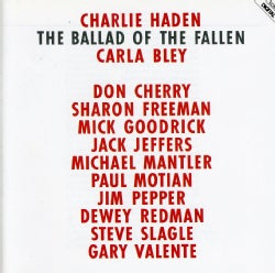 Charlie Haden - Ballad of the Fallen