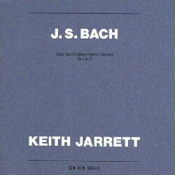 Keith Jarrett - Bach:Well Tempered Clavier Book 2