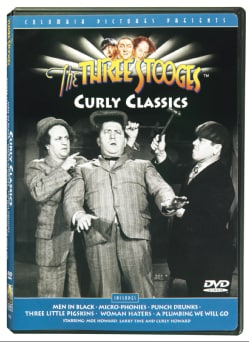 Three Stooges: Curly Classics (DVD)