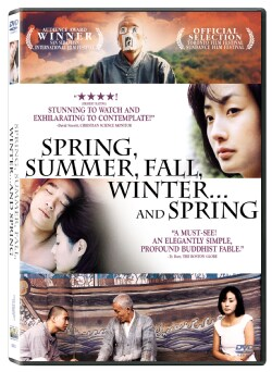 Spring, Summer, Fall, Winter and Spring (DVD)