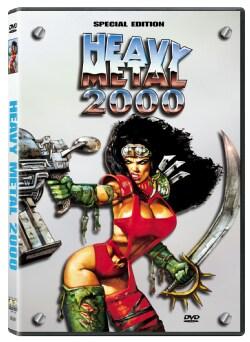 Heavy Metal 2000 (DVD)