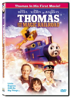 Thomas & the Magic Railroad (DVD)