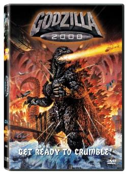 Godzilla 2000 (DVD)