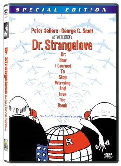 Dr. Strangelove or How I Learned to Stop Worrying and Love the Bomb - Special Edition (DVD)