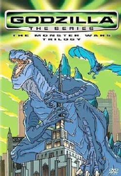 Godzilla: The Series Monster Wars Trilogy (DVD)