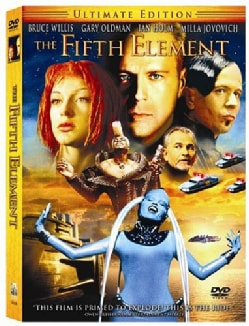 Fifth Element Ultimate Edition (DVD)